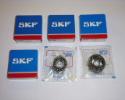 Ball bearing set SKF Husqvarna Flinta 2 speed