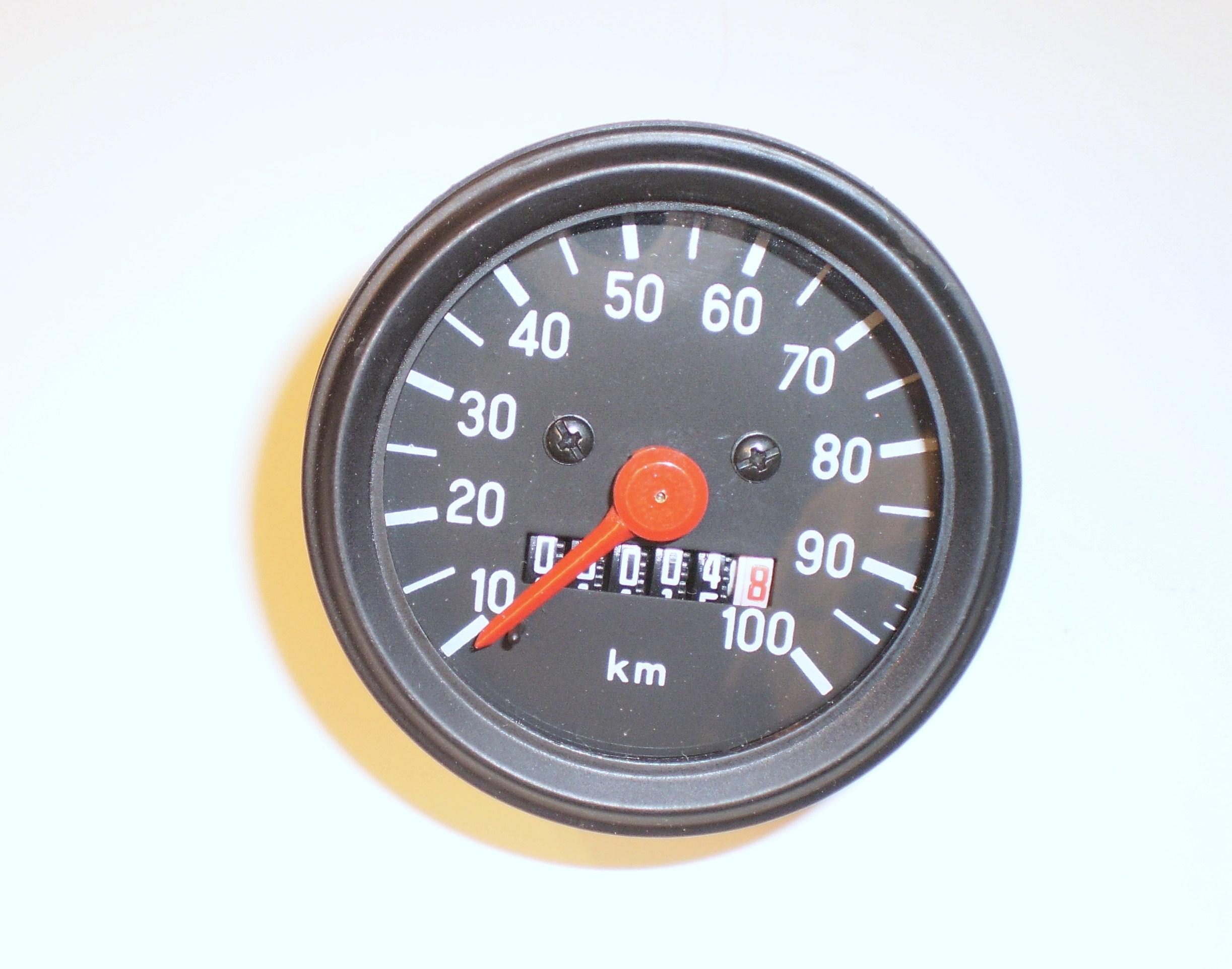 hastighetsmätare moped universal