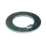Lock washer 15,2 x25 mm, Zündapp crankshaft 3-4-5speed