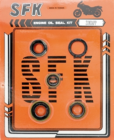Gasket seal set 3 speed Zündapp