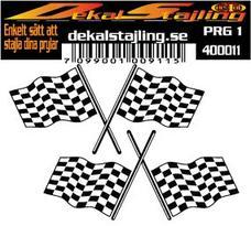 Racing flaggor