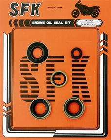 Engine seal set Sachs 3-4 gear kick
