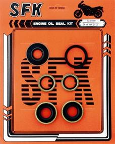 Engine seal set Sachs 2 gear
