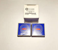 2 pcs Ball bearing E15  , 2-3 speed hand shift, 1 pcs Clutch bearing Sachs