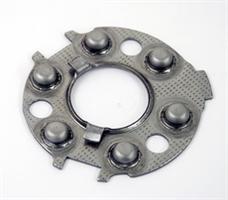 Clutch spring holder plate
