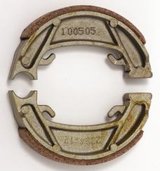 LELU brake shoe set, 100mm,
