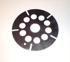 Clutch disc metal, lower