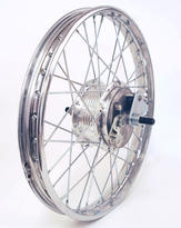 "Rear Wheel MCB Compact 15"" 3-speed"
