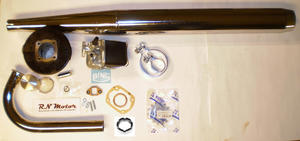 Sachs High quality 50 cc, 4,3+ Ps Sachs Tuning-kit, 2 speed