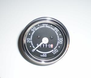 Hastighetsmätare Zundapp VDO 60mm 120km/t
