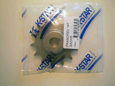 Sachs Sprocket 14 T, 2-gear hand