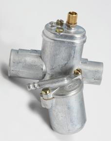 Carburettor 17mm, model Bing (replica)