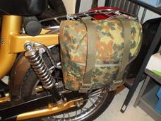 Packväska Militärmodell