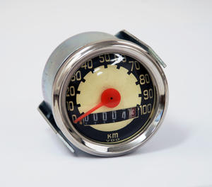 Speedometer 50mm 0-100km / h