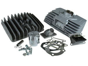 "Miniterm 70cc cylinderkit med membrankorg + insug ""Dellorto"""