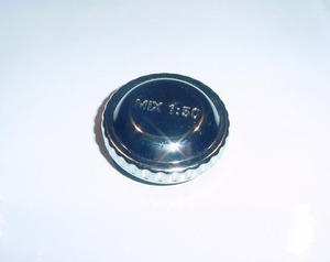 Fuel cap Cawi orginal 30mm