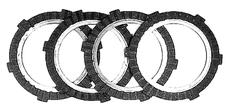 Clutch disk set, 4 pieces, alu: extra strong, 50cc.