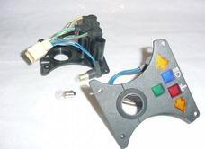 control lamp panel