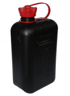 FuelFriend 2 liters Black