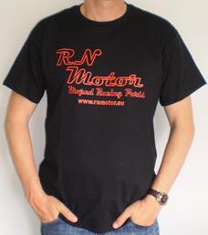 RN Motor T-skirt