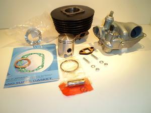 New 5 hp tuning kit, Mini, 38mm piston