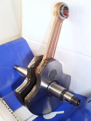Vevparti Sachs med nållager (L17) Fotväxel