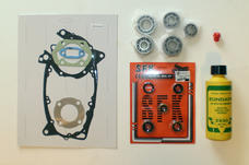 Renovation kit  Zundapp engine 5 gear SKF