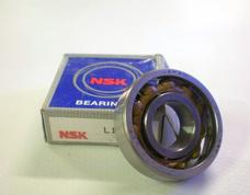 Ball bearing crankshaft NSK L17, 3-4 gear foot
