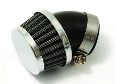 Power filter curved 45° 35mm