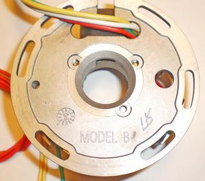 complete CDI system 6v 50cc , Kokusan orginal