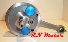 Runt vevparti Rito med nållager (L17) Fotväxel