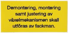 Sweden only