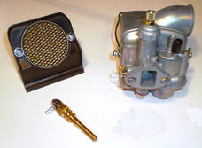 Sachs LKH carburetor, replica with extra 52mm air box