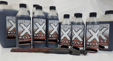 Tremans X-rost (rostlösare) 2,5L