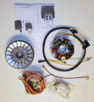 Kokusan EVO fan cooling 12v