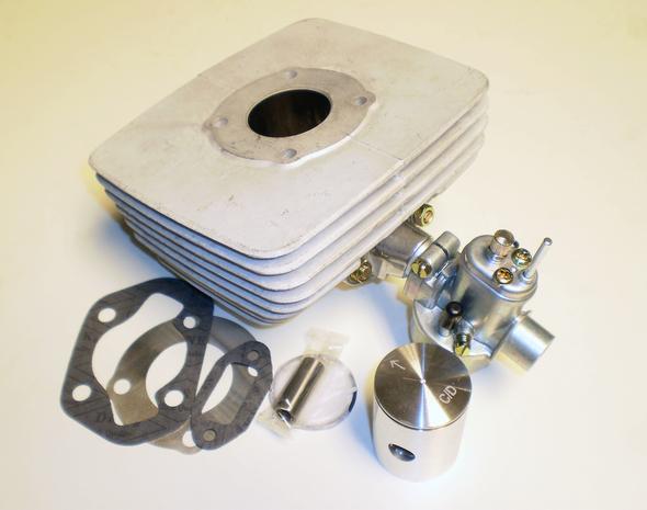 Nytt! Trimsats Minitherm 2,9 hk