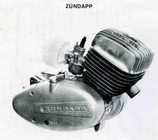 Wonderbaar RN Motor - Zundapp parts OQ-77